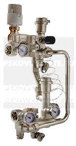 Насосно-смесительный узел для теплого пола VALTEC COMBI.