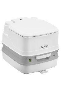 Биотуалет Porta Potti Qube 335 с фиксатором белый