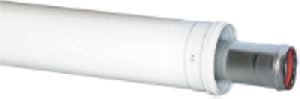 Удлинитель коаксиальный 1000 мм BAXI KHG 714101710