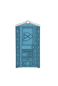Туалетная кабина ECOSTYLE
