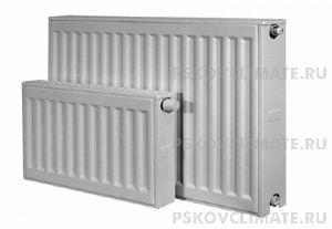 Стальной радиатор KERMI FKO 220504 (высота 50 см, боковое подключение)