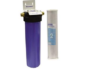 Магистральный фильтр Барьер ПРОФИ ВВ 20 Карбонблок 1