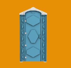 Туалетная кабина универсал Эконом EcoGR