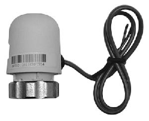 Сервопривод электротермический, нормально закрытый, 24 В VALTEC VT.TE3042.0.024