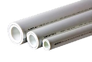 Полипропиленовая труба, армированная алюминием VALTEC PP-ALUX 40 мм VTp.700.AL25